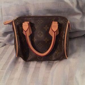 Small accessory purse